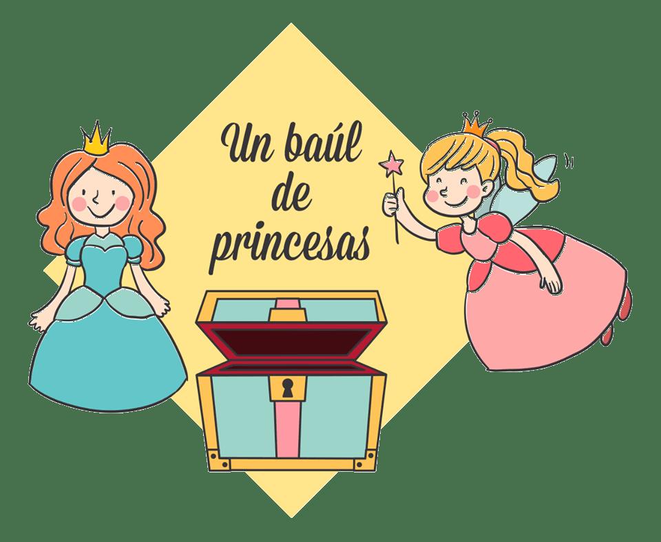 Un baúl de princesas