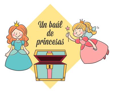 un baul de princesas logo